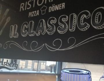 Italialainen ravintola Il Classico, 2017 Vantaa