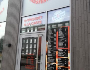 Ravintola Maustehärkä, 2020 Kivistö, Vantaa