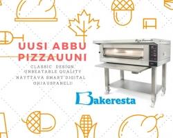 ABBUn uudet pizzauunit!