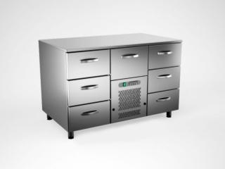 Kylmävetolaatikosto TSK1207