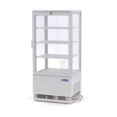 Kylmävitriini MS78W (pystymalli)