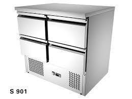 Kylmävetolaatikosto Maxima SAL901-4